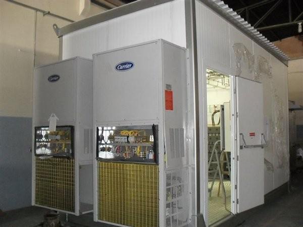 Container para telecomunicações