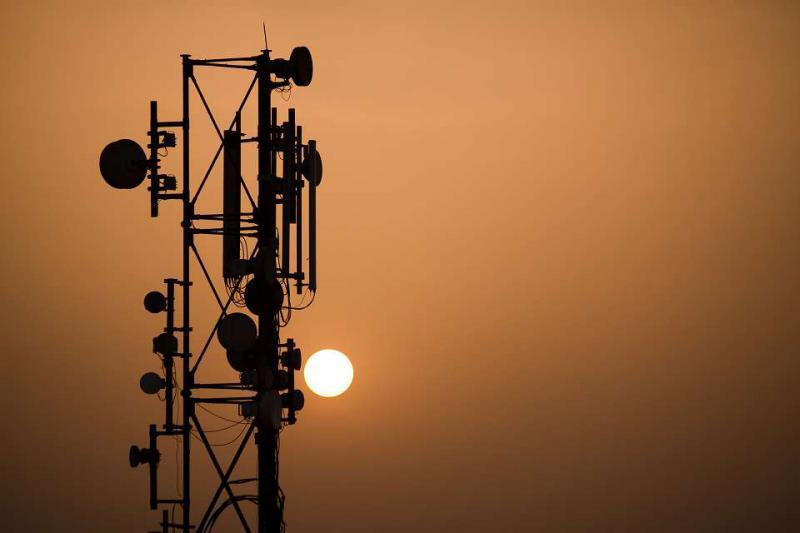 Suporte antena rfid