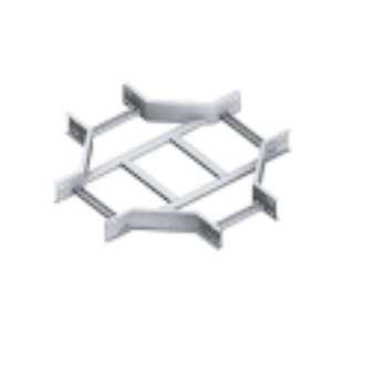Leito para cabos tipo escada