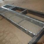 Fabrica de skid metálico