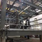 Pipe rack modular