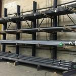 Pipe rack para tubulações