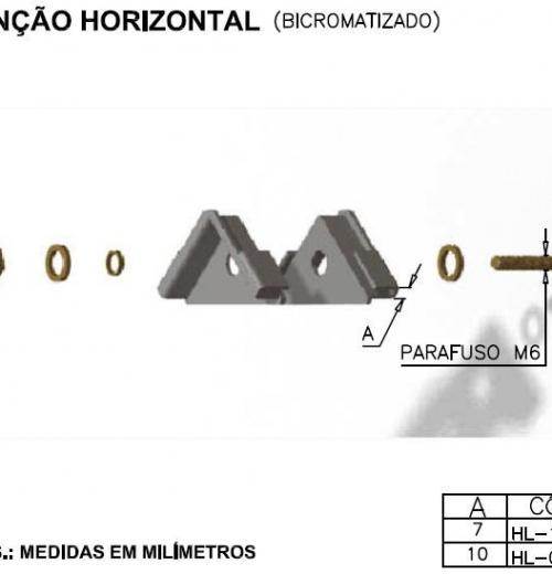 Junção horizontal