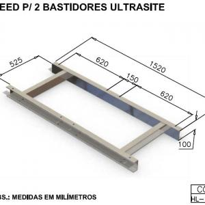 SKEED PARA 1 BASTIDOR ULTRASITE