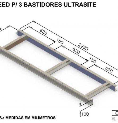 SKEED PARA 3 BASTIDORES ULTRASITE